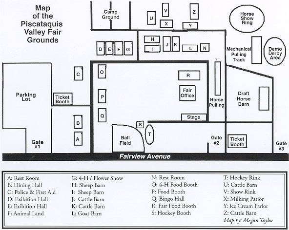Piaquis Valley Fair - Map of Grounds on mission valley mall map, imperial valley california map, hudson valley mall map, fox valley map, queen elizabeth country park south downs map, champlain valley map, happy valley park map, valley fire map, ridgedale mall map, garden state plaza map, century city map, fashion valley map, fair park map, mississippi valley fairgrounds map, target center map, nevada county fairgrounds map, houston galleria map, oakridge mall map, mall of america map, chandler fashion center map,